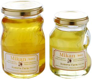 ミカン蜂蜜