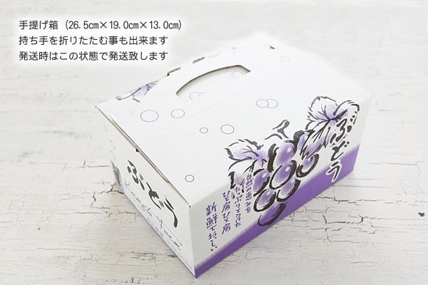 巨峰(種なし) ¥3,000-箱